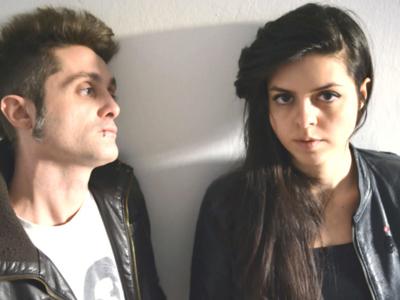 Bea Zanin e Diego Perrone